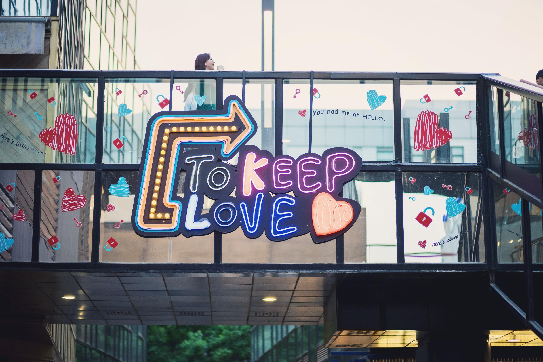 To Keep Love
